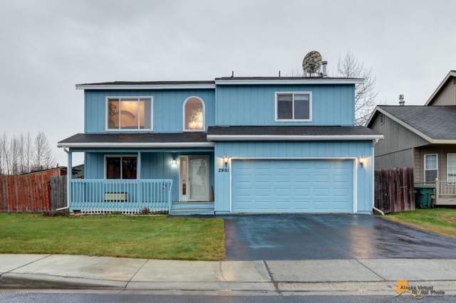 2901 Carriage Drive, Anchorage, AK 99507 (MLS #20-618) :: Wolf Real Estate Professionals