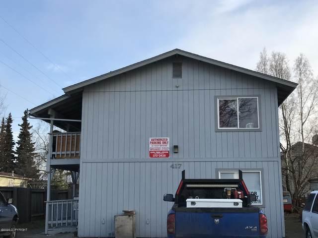417 Taylor Street, Anchorage, AK 99508 (MLS #20-6197) :: Team Dimmick