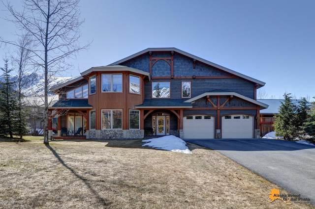 132 Tanner Circle, Girdwood, AK 99587 (MLS #20-6213) :: RMG Real Estate Network | Keller Williams Realty Alaska Group