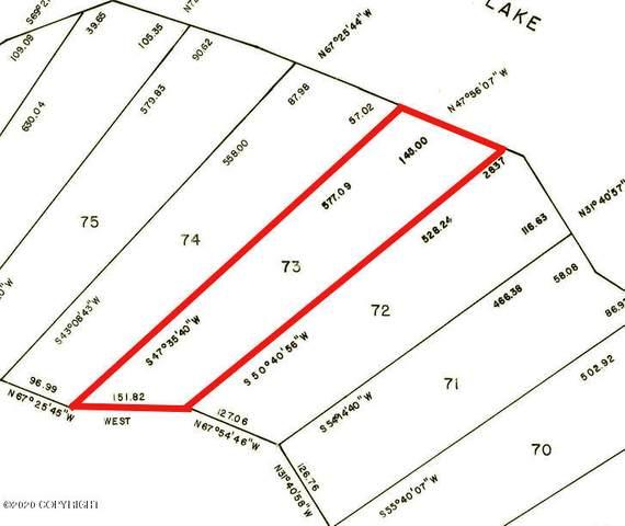 L73 Klawock Lake, Klawock, AK 99925 (MLS #20-6240) :: Wolf Real Estate Professionals