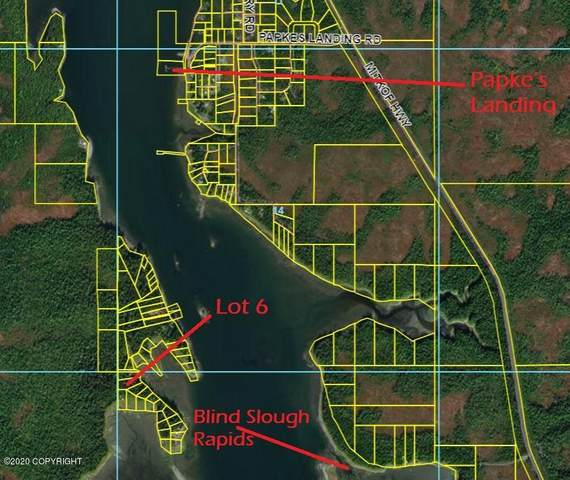 L6 Greenrocks Subdivision, Petersburg, AK 99833 (MLS #20-6288) :: Wolf Real Estate Professionals
