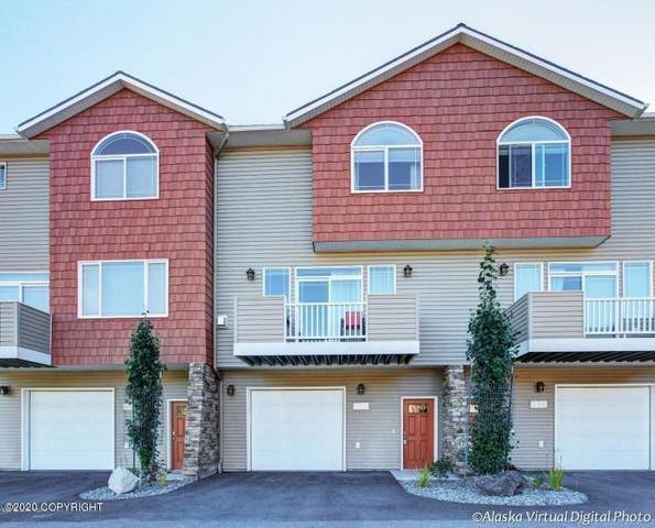 268 Cook Inlet Loop #3B, Anchorage, AK 99501 (MLS #20-6372) :: The Adrian Jaime Group | Keller Williams Realty Alaska