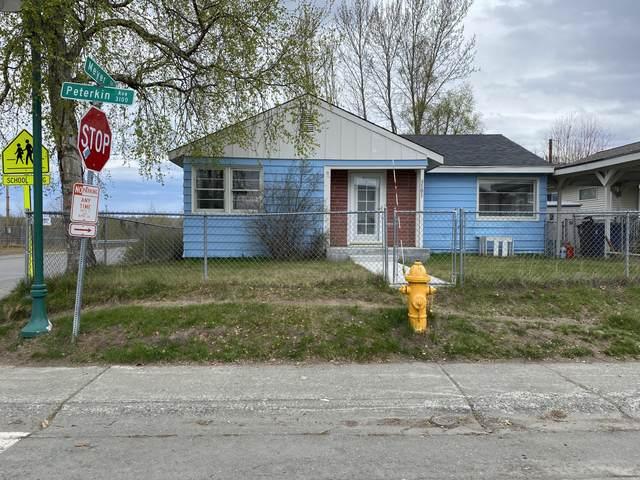 3101 Peterkin Avenue, Anchorage, AK 99508 (MLS #20-6509) :: The Adrian Jaime Group | Keller Williams Realty Alaska