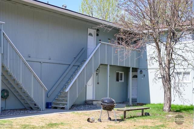 170 Grand Larry Street #C10, Anchorage, AK 99504 (MLS #20-6691) :: RMG Real Estate Network | Keller Williams Realty Alaska Group
