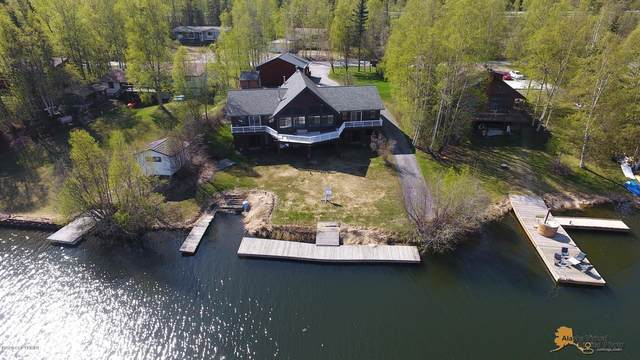 14711 W Lake Ridge Drive, Eagle River, AK 99577 (MLS #20-6713) :: Wolf Real Estate Professionals
