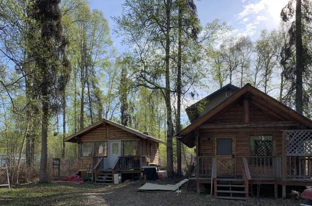 21843 S H Street, Talkeetna, AK 99676 (MLS #20-6718) :: RMG Real Estate Network | Keller Williams Realty Alaska Group