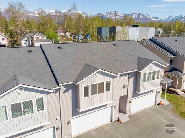 2666 Aspen Heights Loop #31, Anchorage, AK 99508 (MLS #20-6744) :: Wolf Real Estate Professionals