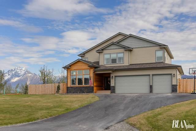 3610 S Barn Gable Loop, Wasilla, AK 99654 (MLS #20-6771) :: Wolf Real Estate Professionals