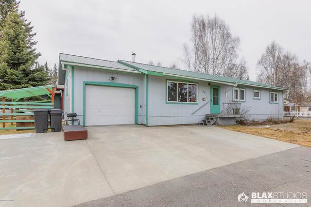 1400 Aspen Street, Fairbanks, AK 99709 (MLS #20-6897) :: Wolf Real Estate Professionals