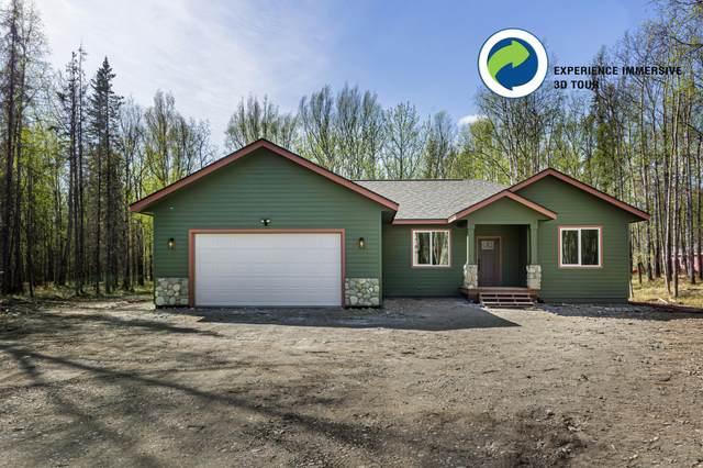 17807 E Plumley Road, Palmer, AK 99645 (MLS #20-6898) :: The Adrian Jaime Group | Keller Williams Realty Alaska