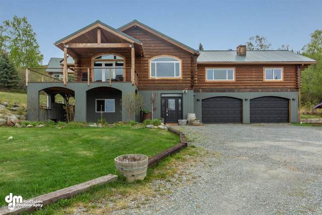 5757 Greece Drive, Anchorage, AK 99516 (MLS #20-6914) :: Wolf Real Estate Professionals