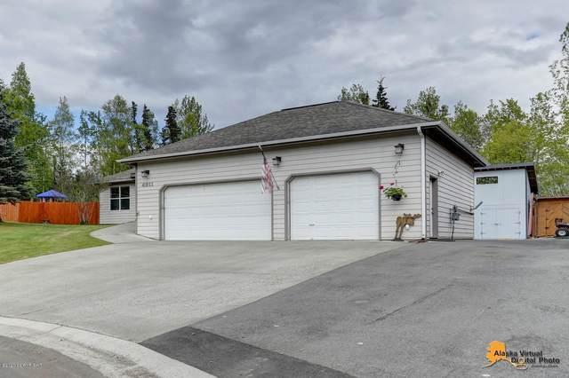 4911 Hartman Circle, Anchorage, AK 99507 (MLS #20-6957) :: Team Dimmick