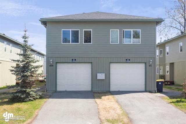 909 Nelchina Street #909-A, Anchorage, AK 99501 (MLS #20-6961) :: Team Dimmick