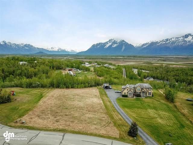 5958 E Cumulus Circle, Wasilla, AK 99654 (MLS #20-7005) :: Wolf Real Estate Professionals