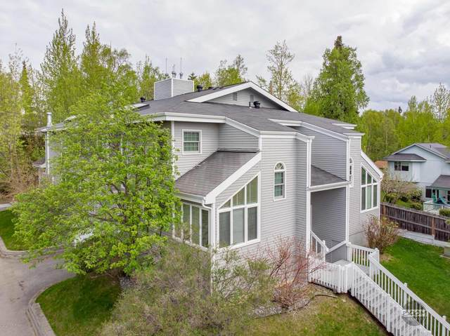 3601 Raspberry Road #3A, Anchorage, AK 99502 (MLS #20-7069) :: Team Dimmick