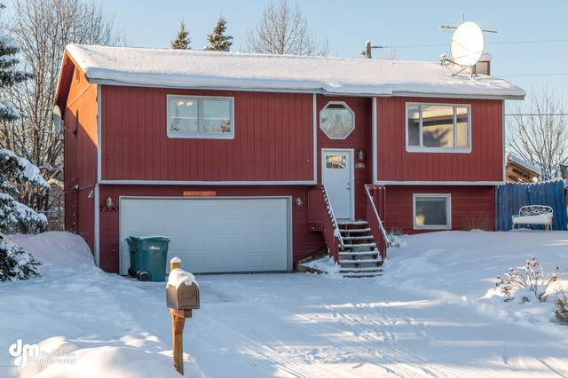 7330 Biglerville Circle, Anchorage, AK 99507 (MLS #20-708) :: Roy Briley Real Estate Group