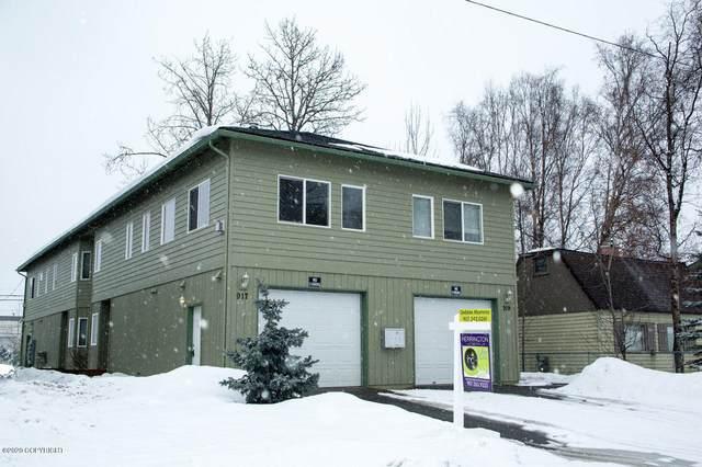 917 Nelchina Street #A, Anchorage, AK 99501 (MLS #20-7086) :: Team Dimmick