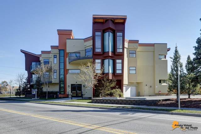 1001 E Street #3, Anchorage, AK 99501 (MLS #20-7126) :: The Adrian Jaime Group | Keller Williams Realty Alaska