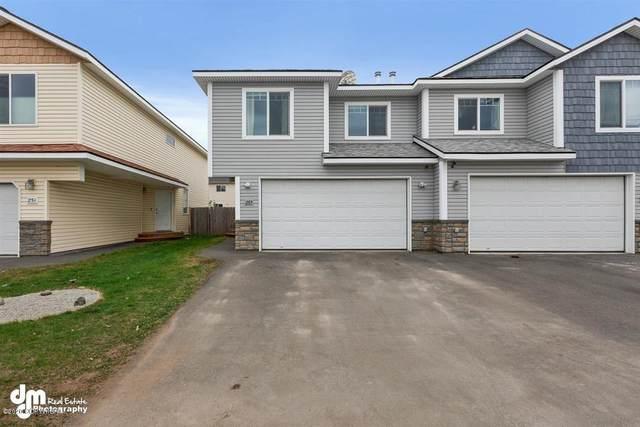 265 Skwentna Drive #9, Anchorage, AK 99504 (MLS #20-7135) :: Team Dimmick
