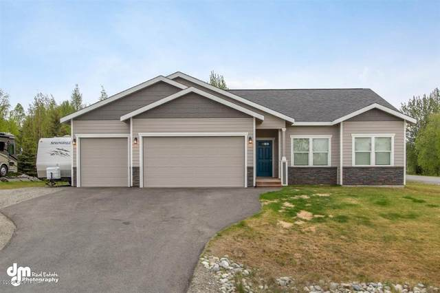 825 N Upstream Place, Palmer, AK 99645 (MLS #20-7151) :: Roy Briley Real Estate Group