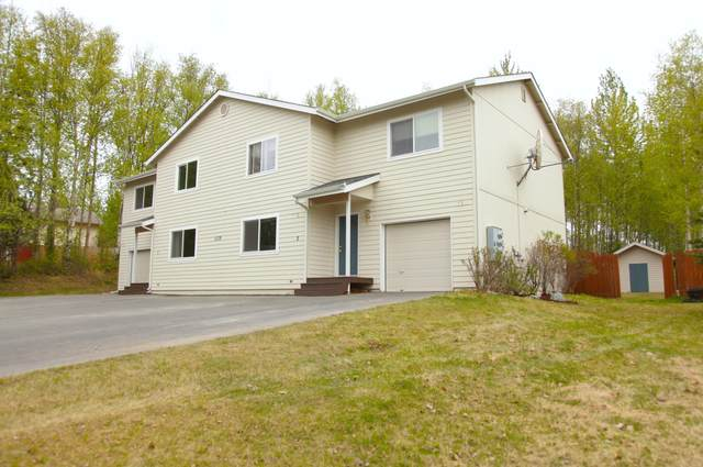 1635 N Fanciful Place, Wasilla, AK 99654 (MLS #20-7180) :: The Adrian Jaime Group | Keller Williams Realty Alaska