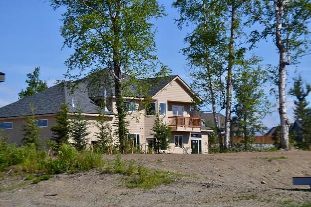 3437 S Barn Gable Loop, Wasilla, AK 99654 (MLS #20-7184) :: The Adrian Jaime Group | Keller Williams Realty Alaska
