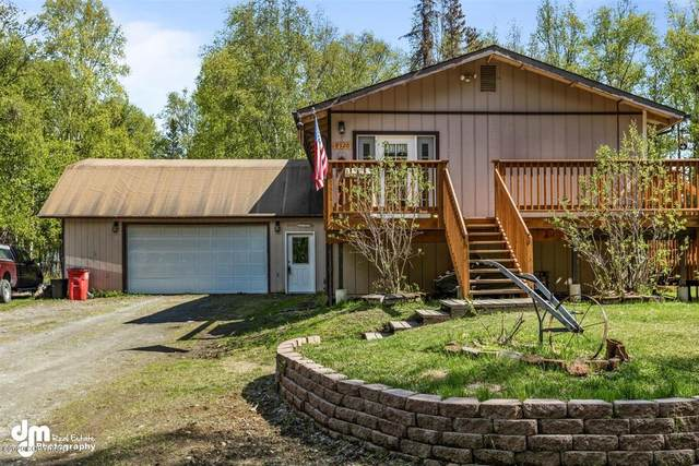 8320 E Gold Bullion Boulevard, Palmer, AK 99645 (MLS #20-7198) :: Alaska Realty Experts