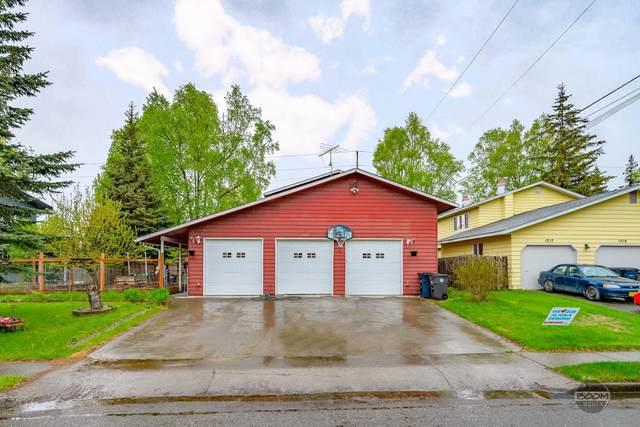 1713 Northwestern Avenue, Anchorage, AK 99508 (MLS #20-7205) :: Team Dimmick
