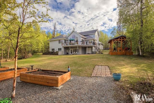 3971 E Cottonwood Way, Wasilla, AK 99654 (MLS #20-7210) :: The Adrian Jaime Group | Keller Williams Realty Alaska