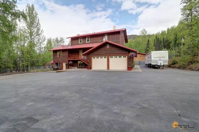 14011 Knob Hill Drive, Eagle River, AK 99577 (MLS #20-7219) :: The Adrian Jaime Group | Keller Williams Realty Alaska