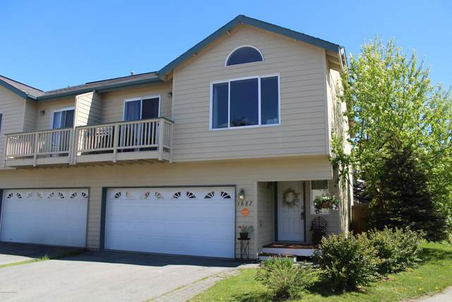 1687 Mountainman Loop #17, Anchorage, AK 99507 (MLS #20-7235) :: Wolf Real Estate Professionals