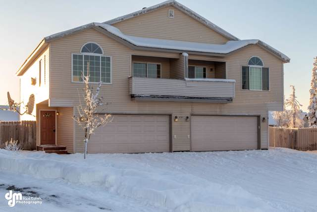 288 Whisper Knoll Circle #A, Anchorage, AK 99504 (MLS #20-728) :: RMG Real Estate Network | Keller Williams Realty Alaska Group