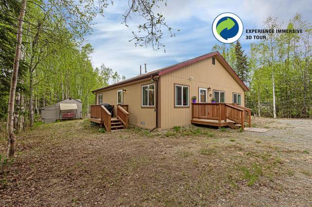 6951 W Captain Hook Drive, Wasilla, AK 99654 (MLS #20-7338) :: Team Dimmick