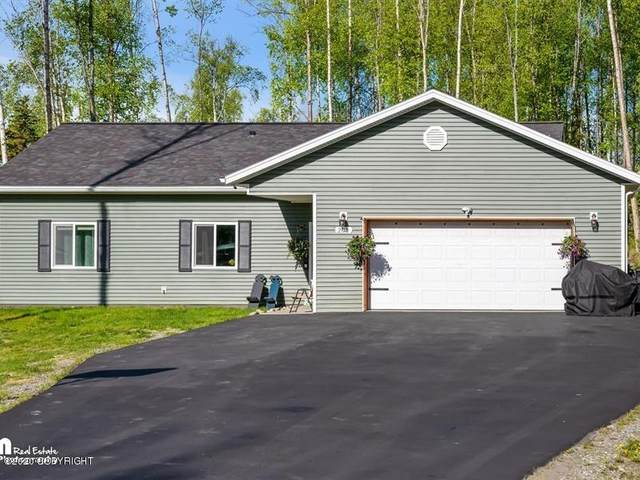 2758 S Red Birch Drive, Wasilla, AK 99623 (MLS #20-7346) :: RMG Real Estate Network | Keller Williams Realty Alaska Group