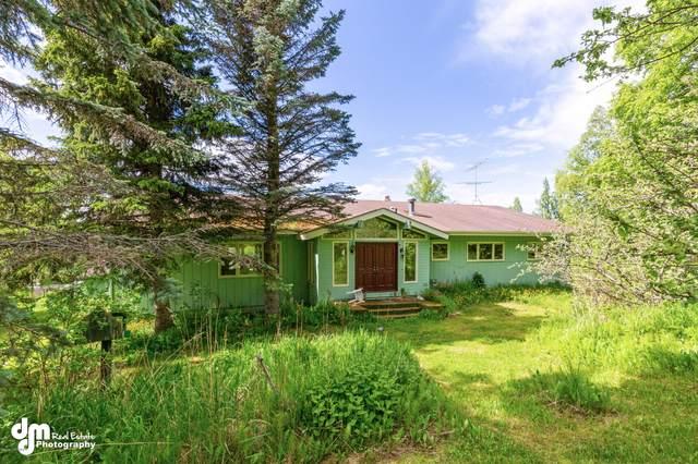 11910 Dee Lane, Eagle River, AK 99577 (MLS #20-7384) :: RMG Real Estate Network | Keller Williams Realty Alaska Group