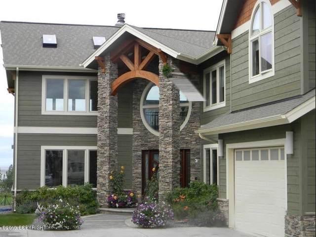 11184 Bluff Creek Circle, Anchorage, AK 99515 (MLS #20-7405) :: The Adrian Jaime Group | Keller Williams Realty Alaska