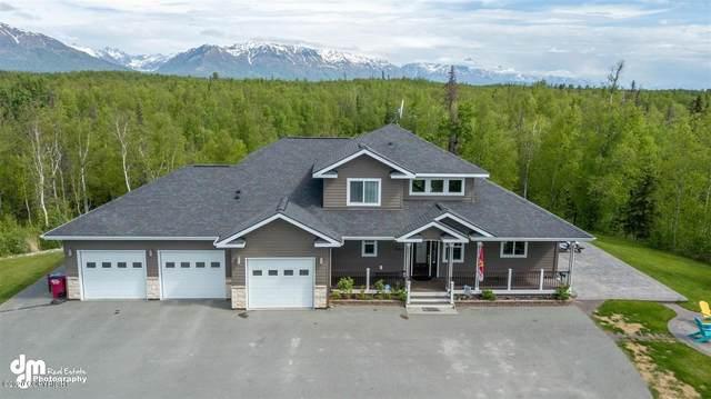 4197 N Spring Creek Drive, Wasilla, AK 99654 (MLS #20-7422) :: Alaska Realty Experts