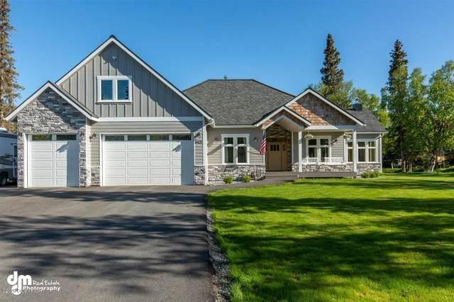 6421 Andover Circle, Anchorage, AK 99516 (MLS #20-7472) :: Alaska Realty Experts