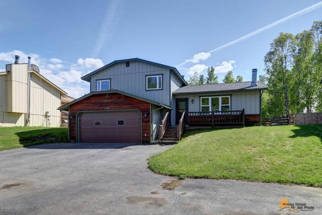 16734 Riddell Circle, Eagle River, AK 99577 (MLS #20-7499) :: Wolf Real Estate Professionals