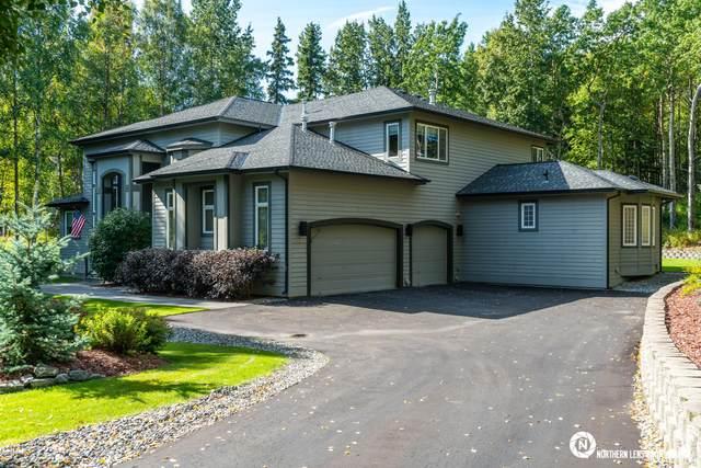 8330 Skyhills Drive, Anchorage, AK 99502 (MLS #20-7507) :: The Adrian Jaime Group | Keller Williams Realty Alaska
