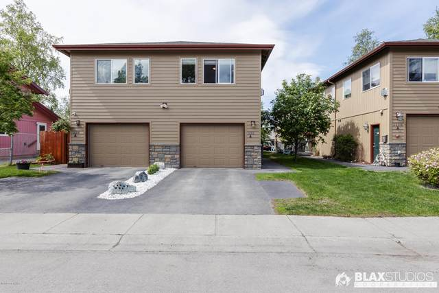1122 Latouche Street #A, Anchorage, AK 99501 (MLS #20-7555) :: RMG Real Estate Network | Keller Williams Realty Alaska Group