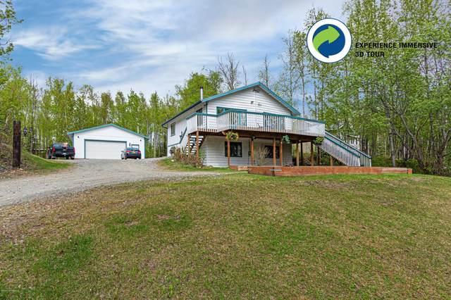 3641 W Carl Drive, Wasilla, AK 99654 (MLS #20-7595) :: Alaska Realty Experts