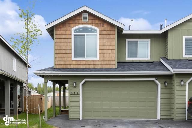 337 Skwentna Drive, Anchorage, AK 99504 (MLS #20-7596) :: RMG Real Estate Network   Keller Williams Realty Alaska Group