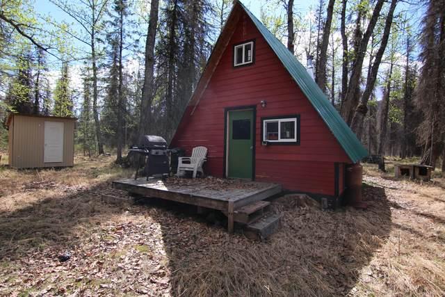4345 W Willow Fishhook Road, Willow, AK 99688 (MLS #20-7617) :: RMG Real Estate Network | Keller Williams Realty Alaska Group
