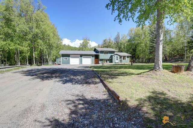 4081 N Snow Goose Drive, Wasilla, AK 99654 (MLS #20-7619) :: Team Dimmick