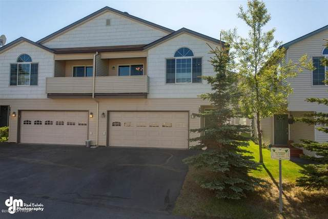 2921 Seclusion Cove Drive #59, Anchorage, AK 99515 (MLS #20-7690) :: Synergy Home Team