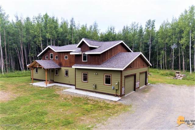 1851 W Clydesdale Drive, Wasilla, AK 99654 (MLS #20-7775) :: Alaska Realty Experts
