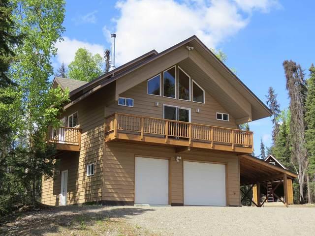 21407 W Amy Drive, Willow, AK 99688 (MLS #20-7778) :: RMG Real Estate Network | Keller Williams Realty Alaska Group