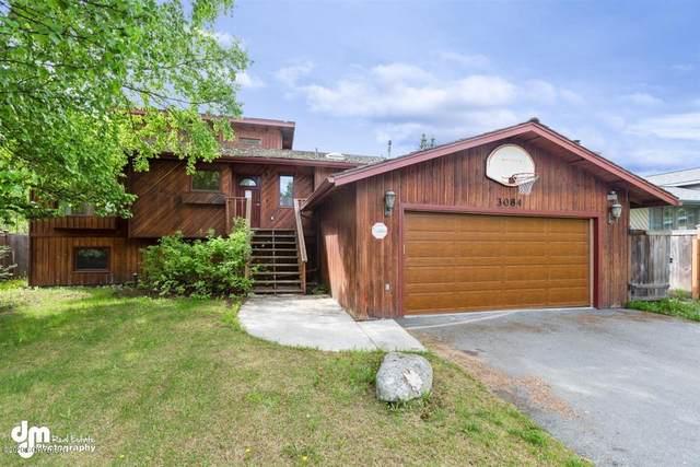 3084 Bettles Bay Loop, Anchorage, AK 99515 (MLS #20-7790) :: The Adrian Jaime Group   Keller Williams Realty Alaska