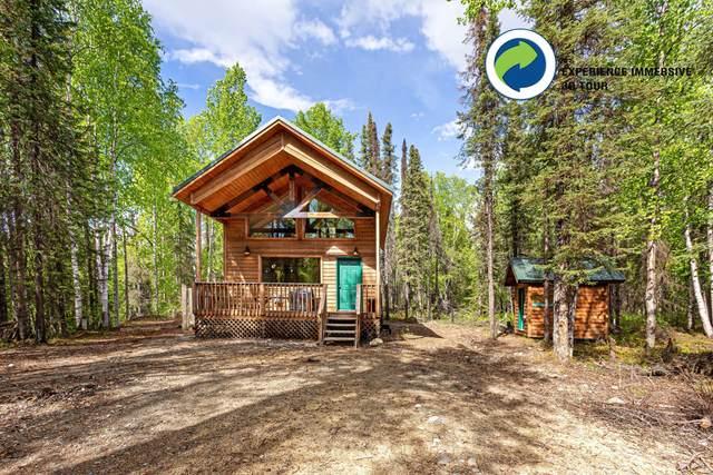 51791 S Woodland Way, Willow, AK 99688 (MLS #20-7838) :: RMG Real Estate Network | Keller Williams Realty Alaska Group